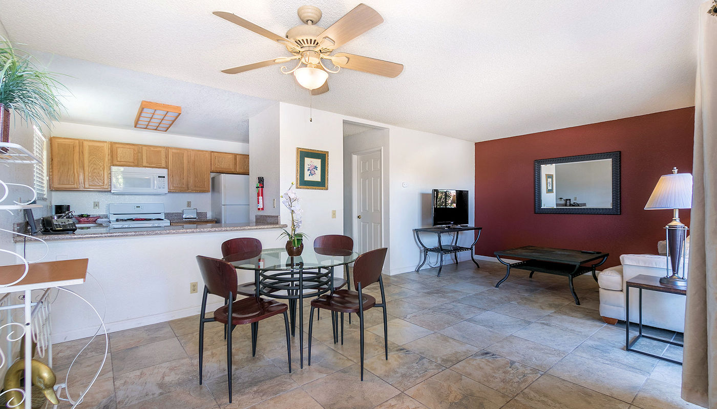 Twenty-Nine Palms Hotel Near Joshua Tree National Park | Sunnyvales Suites 1 Bedroom Suites